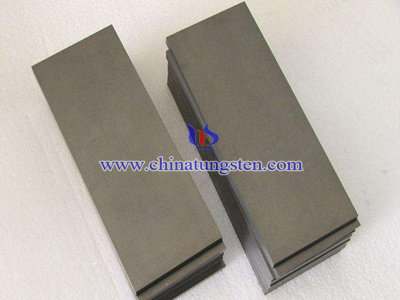 Tungsten Carbide Plates Picture