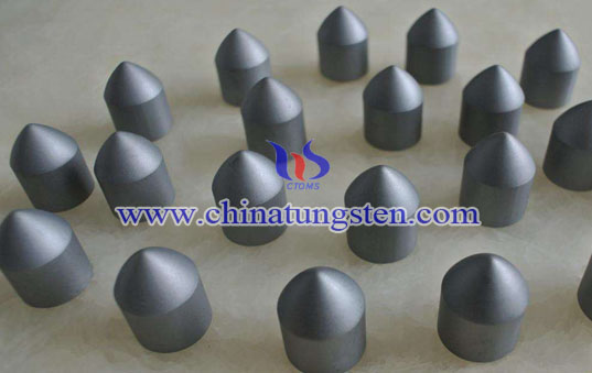 tungsten carbide mining tips Picture